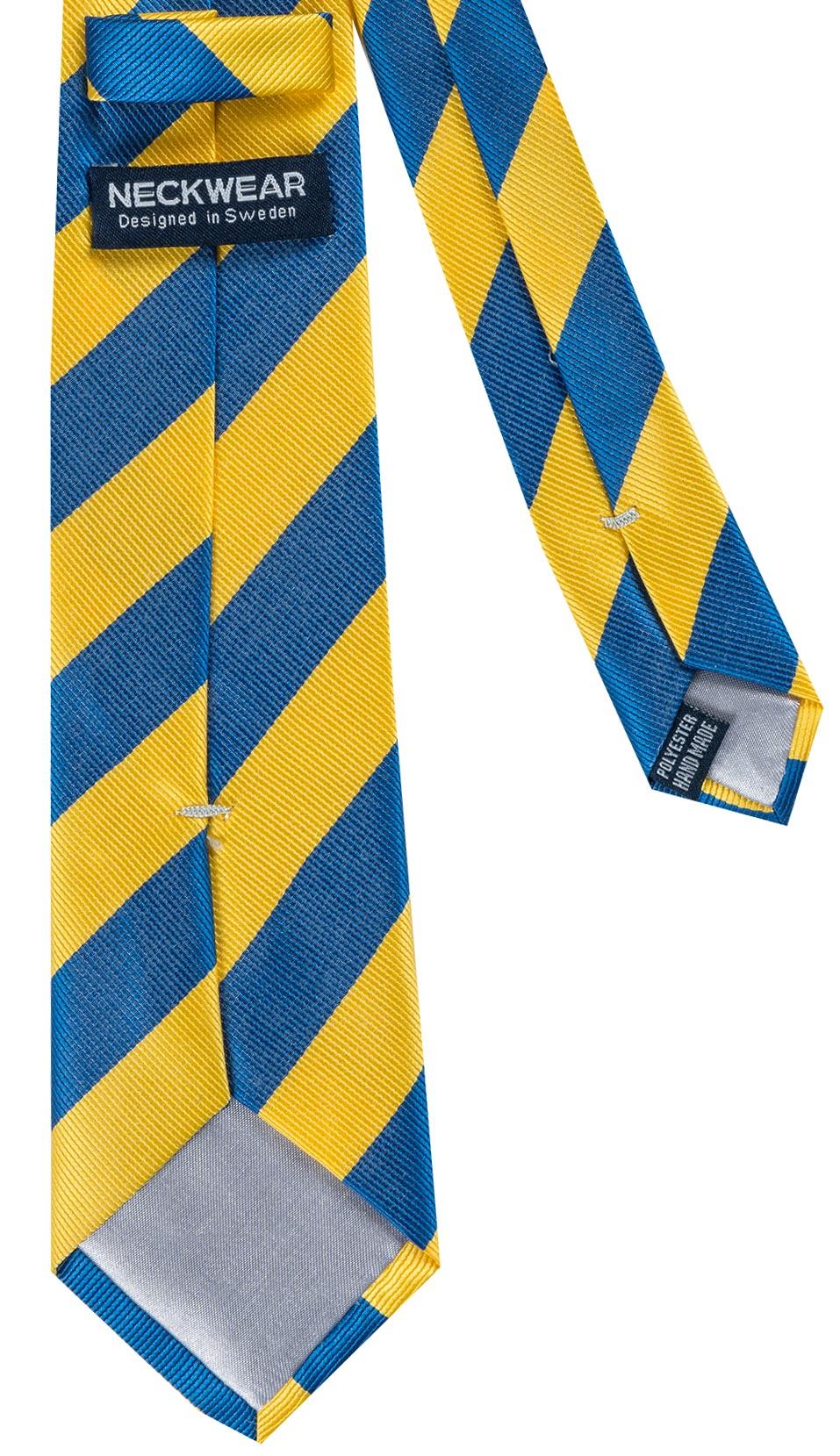 Sverigeslips gul   blå - Köp slips i sveriges färger  8ee360ed0b5cb