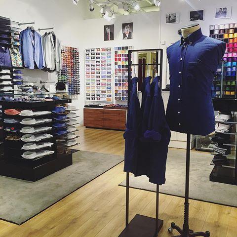 Neckwear butiken i Frölunda torg - Skjortor och accessoarer!