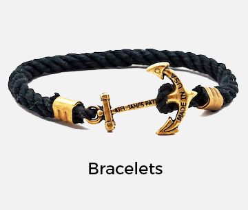 Shop wide selection of bracelets for men