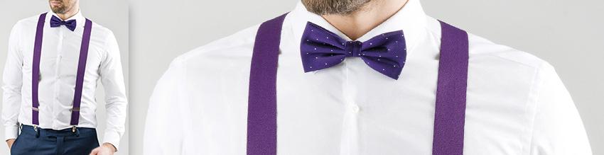 Ja, det funkar utmärkt. Matcha gärna med fluga eller slips i samma färg.