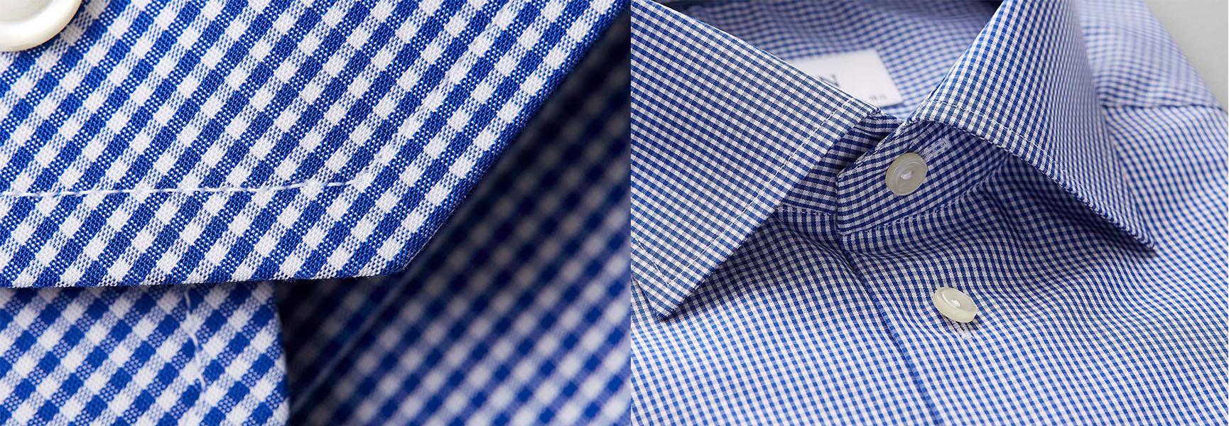 Skjorttyger guide om de olika tygerna