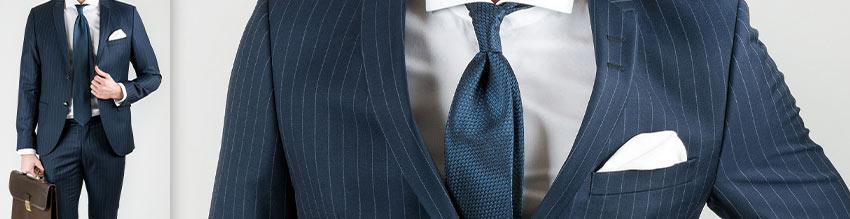 Wir beraten zu Krawatten im Büro und bei der Arbeit.