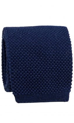 Slips Knitted | Navy