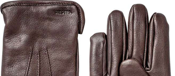 Andrew Glove Dark Brown