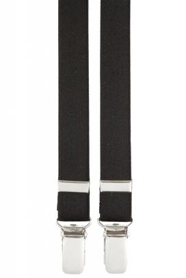 Svarta herrhängslen extra smala från Neckwear 000b7667dc