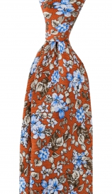 Slips Floral 6 cm | Red Blue