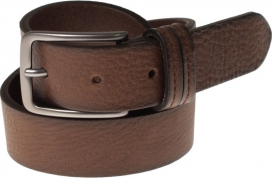 Leather Belt | Brown | Saddler Scandinavia