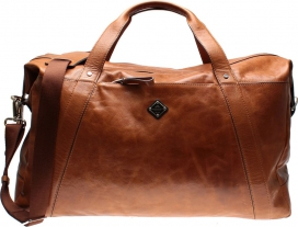 Weekend Bag Midbrown - J.Lindeberg