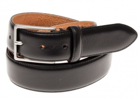 Morris Leather Belt - Black