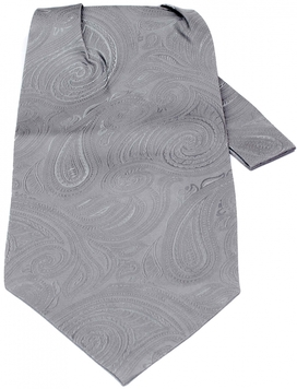 Plastrong Paisley Silver