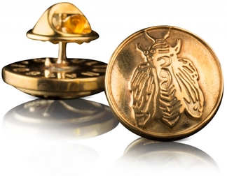 Napoleon Bee Cuff Links